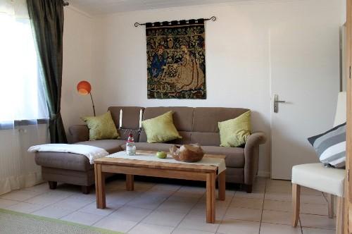 ferienwohnung) ferienhaus walter - schöne unterkunft in bad ... - Wohnzimmer Gemutlich Modern